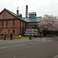 Photo taken at Sapporo Beer Museum by 川崎 健. on 5/19/2013