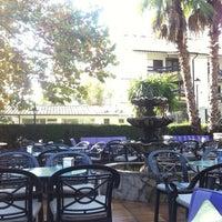 Photo taken at Baskin Café by Naga S. on 11/20/2012