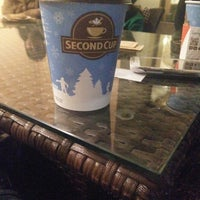Photo taken at Second Cup by Puneet S. on 1/29/2015