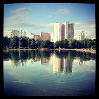 Photo taken at Природная зона «Ангарские Пруды» by Григорий С. on 6/8/2013