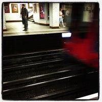 Photo taken at Euston Square London Underground Station by Stuart H. on 7/24/2013
