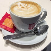 Photo taken at Cafe Coffee Day by Abhinav G. on 9/1/2013