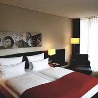 Photo taken at Atlantic Grand Hotel Bremen by Иван on 4/19/2017