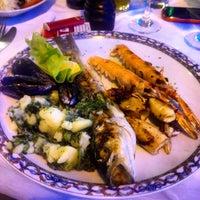 Photo taken at Gostionica Sidro by Aleksander P. on 8/16/2014