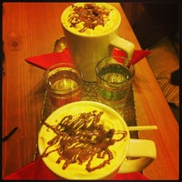 1/12/2013 tarihinde Zeynep Esra A.ziyaretçi tarafından Çikolata Dükkanı'de çekilen fotoğraf