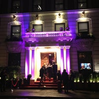Photo taken at Sanctuary Hotel New York by Mickey S. on 2/12/2013