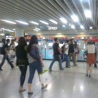 Foto tomada en People's Square Metro Station por Yury el 9/18/2012