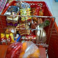Photo taken at Brastagi Supermarket by Melia S. on 12/13/2012