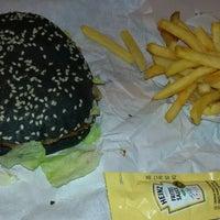 Photo taken at Burger King by David F. on 10/29/2016