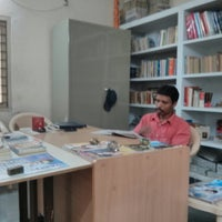 Photo taken at cess library by Ashok P. on 8/17/2013