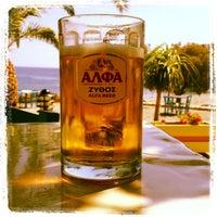 Foto scattata a Taverna Delfini da Manolis D. il 8/14/2013