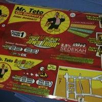 Photo taken at Mr.teto by Raden Kakung W. on 4/10/2013