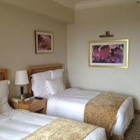 Photo taken at Marriott Putrajaya Hotel by Nazri N. on 9/28/2012