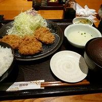 Photo taken at Tonkatsu Wako by pyon あ. on 3/7/2017