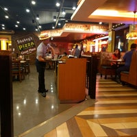 Photo taken at Shakey's by Stephen T. on 1/1/2017