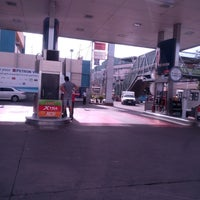 Photo taken at Petron by Stephen T. on 2/2/2017
