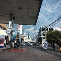 Photo taken at Petron by Stephen T. on 6/17/2017