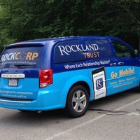 Photo taken at Rockland Trust by Stacey C. on 7/29/2013
