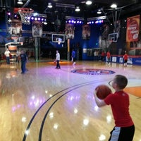 Photo taken at The College Basketball Experience by Chad S. on 3/23/2013