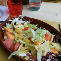 Photo taken at Osteria Pizzeria Mollica by Marco R. on 6/28/2014