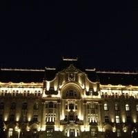 Photo taken at Four Seasons Hotel Gresham Palace Budapest by Kawika W. on 4/27/2013