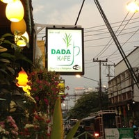 Photo taken at Dada Kafe by Kawika W. on 2/27/2013