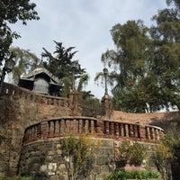 Foto tomada en Jardin Japones Cerro Santa Lucía por Kirsten A. el 5/21/2015
