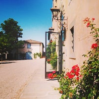 Photo taken at Castello di Nipozzano by Kirsten A. on 8/8/2013