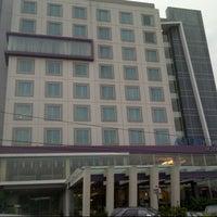 Photo taken at Aston Primera Pasteur Hotel by Suzanna Patricia M. on 5/20/2013