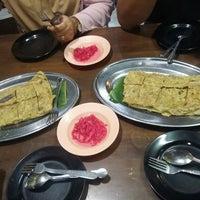 Photo taken at Murtabak Mengkasar by rubi on 7/28/2017