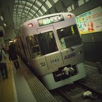 Photo taken at Inokashira Line Shibuya Station (IN01) by Makino S. on 11/11/2012
