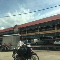 Photo taken at Tanjung Dawai by FJ on 1/4/2017