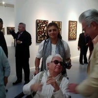 Photo taken at Ascaso Gallery by Strategic Point b. on 11/29/2012