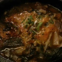 Photo taken at 본고향맛집 by Kevin (Sang Ho) Y. on 9/17/2012