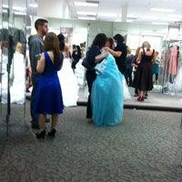 Photo taken at David's Bridal by Kyle W. on 3/16/2013