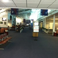 Photo taken at Central Wisconsin Airport (CWA) by Kyle W. on 12/12/2012