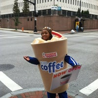 Photo taken at Dunkin' Donuts by Timothy S. on 10/25/2012