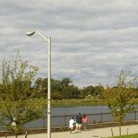 Photo taken at 28th Street Bridge by Timothy S. on 9/29/2012