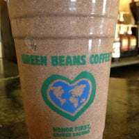 Photo taken at Green Bean Coffee by Patrick H. on 3/16/2013
