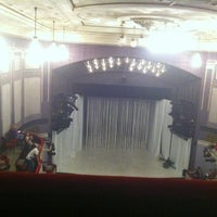 Photo taken at Liepājas teātris by Ilze K. on 6/14/2013