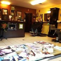 Scissors & Sinners Barbershop