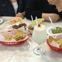 Photo taken at Taquería Los Comales by nemo s. on 5/17/2016