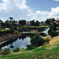 Photo taken at Spanish Trail Country Club by Bill F. on 9/12/2015
