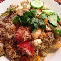 Photo taken at KisParázs Thai Soup & Wok Bar by Лев В. on 12/31/2012