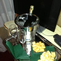 Photo taken at Hotel Becher by Лев В. on 12/1/2012