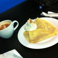 Foto tomada en Mod's Coffee & Crepes por CoralSnake el 10/9/2012