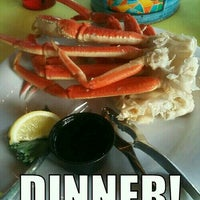 Photo taken at Hieronymus Seafood by Matt R. on 4/19/2016
