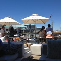 Photo taken at Harbour House by Bea H. on 12/11/2012