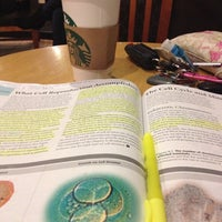 Photo taken at Starbucks by Stacie on 11/1/2012