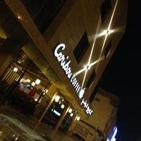 Photo taken at Caribou Coffee by iAbdulrahmn on 11/30/2012
